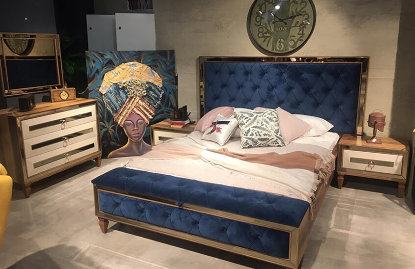 Dora Yatak Odası - MN Mira