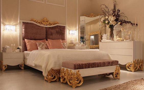 Gala Avangarde Yatak odası - MN Mira