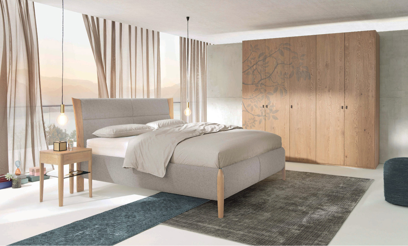 Mevsimto Yatak Odası - MN Mira