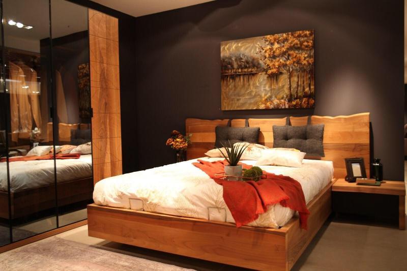 Naturel Yatak Odası - MN Mira