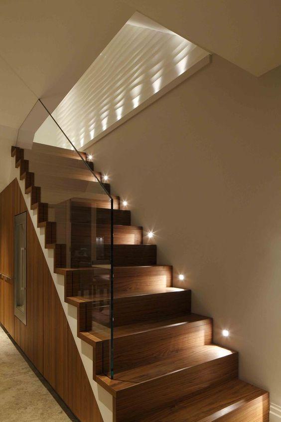 Ahşap Merdiven Basamak - MN Mira