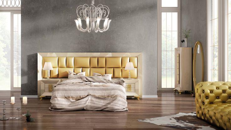 Quaderz Yatak Odası - MN Mira